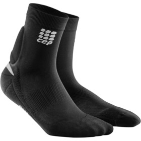 cep Ortho Achilles Support Calcetines Cortos Mujer, black